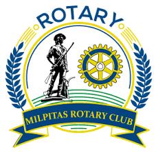 Milpitas Rotary logo